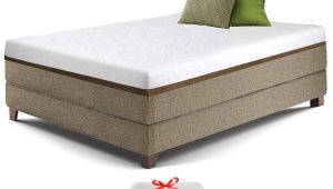 Snuggle Home 2 Blended Gel Memory Foam Mattress topper Reviews Amazon Com Live Sleep Ultra King Mattress Gel Memory Foam