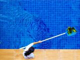 Solar Pool Heating Repair Las Vegas Floating Pool Skimmer Robotic Cleaner solar Breeze Nx2