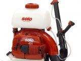 Solo 451 Mist Blower solo 451 Mist Blower solo Backpack Mister