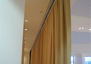 Soundproof Room Divider Curtains sound Absorbing Drapery theory Application