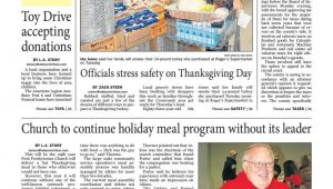 Southern Recycling Bowling Green Ky Holiday Schedule 112217 Dc E Edition by Daily Corinthian issuu
