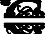 Split Letter Monogram Free C Split Monogram Sds C Split Monogram 0 99