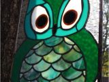 Stained Glass Patterns for Owls Owl Stained Glass Panel