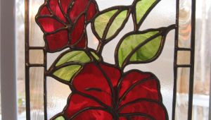 Stained Glass Supply Store Denver Stained Glass Hibiscus Panel My Luv 4 Glass Pinterest Stained