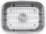 Stainless Steel Sink Gauge 16 Vs 18 Ruvati 24 Inch Undermount 16 Gauge Stainless Steel Kitchen