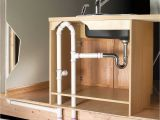 Stand Alone Kitchen Sink Base How to Plumb An island Sink the Family Handyman