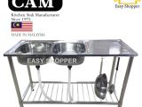 Stand Alone Kitchen Sink Malaysia Plumbing for the Best Prices In Malaysia