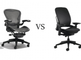 Steelcase Leap Vs Gesture Herman Miller Vs Steelcase 2018 Popular Office Chairs