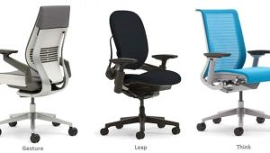 Steelcase Leap Vs Gesture Most Popular Steelcase Office Chairs 2018 Comparison