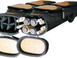 Sterling 4×8 Pool Cue Case New Sterling Wave Case Stw2tv 4×8 Black and Brown Cue
