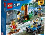 Storage Ideas for Lego Dimensions Lego City 60171 Mountain Fugitives at John Lewis Partners