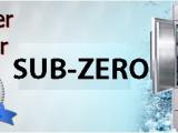 Sub Zero Repair Houston Sub Zero Freezer Repair Houston Authorized Service Page