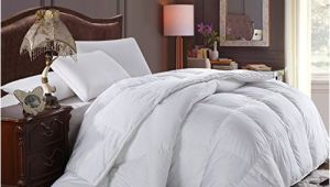 Super Fluffy Down Alternative Comforter Super Oversized soft and Fluffy Goose Down Alternative