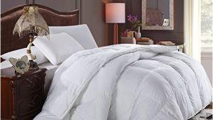 Super Fluffy Down Alternative Comforter Super Oversized soft and Fluffy Goose Down Alternative