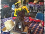 Table Centerpiece Ideas for Quinceaneras Awesome Country Western themed Centerpieces and Table Settings