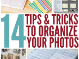 Taylor at Home Storage solutions 101 14 Simple Tips and Tricks to organize Your Photos A organized Nest
