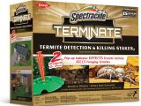 Termite Bait Stations Lowes Spectracide 15 Count Termite Killer at Lowes Com