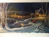 Terry Redlin Art Prices Terry Redlin Family Traditions Ebay
