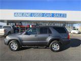 Texas Tire Shop Abilene Tx 2007 toyota 4runner Sr5 Sport Abilene Tx Abilene Used Car Sales