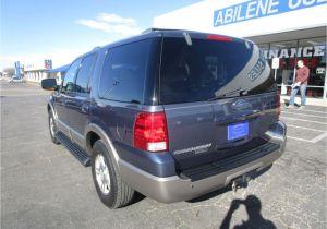 Texas Tires In Abilene Tx 2003 ford Expedition Eddie Bauer Abilene Tx Abilene Used Car Sales