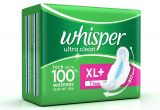 The Best Sanitary Pads after Delivery Buy Whisper Ultra Sanitary Pads Xl Plus Wings 7 Count Online at