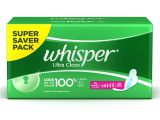 The Best Sanitary Pads after Delivery Whisper Ultra Clean Xl Sanitary Pads 30pcs Buy Whisper Ultra Clean