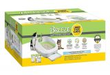 The Breeze Litter Box Reviews Amazon Com Breeze Cat Litter Box Starter Kit for Multiple Cats Box