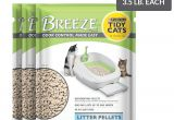 The Breeze Litter Box Reviews Amazon Com Purina Tidy Cats Breeze Pellets Refill Cat Litter 6