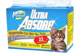 The Breeze Litter Box Reviews Amazon Com Ultra Absorb Premium Generic Cat Pad Refills for Breeze