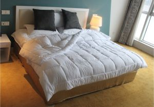The Fluffiest Down Alternative Comforter 79 Off On Amor Amore White soft Fluffy Reversible Down