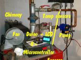Thermo Pride Oil Furnace Parts Central Heating Furnace Monitoring and Control with Raspio Duino and
