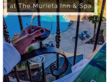 Things to Do In Sacramento as A Family Finding Food Wine Relaxation at the Murieta Inn Spa