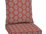 This End Up Replacement Cushions Mainstays Outdoor Patio Mid Back Chair Cushion Multiple Patterns