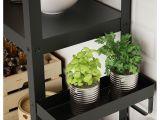 Tilt Out Trash Can Cabinet Ikea Ikea Bror Shelving Unit Black Garage Shelves Ikea Garage