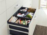 Tilt Out Trash Can Cabinet Ikea Variera Behalter Fur Abfalltrennung Schwarz 63 Kuche Kuche