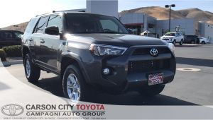 Tire Dealers Carson City Nv New 2019 toyota 4runner Sr5 In Carson City Nv Carson City toyota