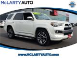 Tire Shop Conway Ar 2017 toyota 4runner Limited Jtezu5jr8h5161003 Mclarty Nissan Of