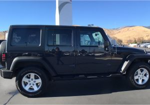 Tires for Sale Carson City Nv Used One Owner 2016 Jeep Wrangler Unlimited Sport In Carson City Nv