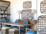 Tobacco Baskets Decor Steals Huge tobacco Basket Set Of 2 Vintage Wall Decor