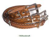 Tooled Leather Dog Collars Uk Leather Dog Collar Medium Dog Collar tooled Dog Collar