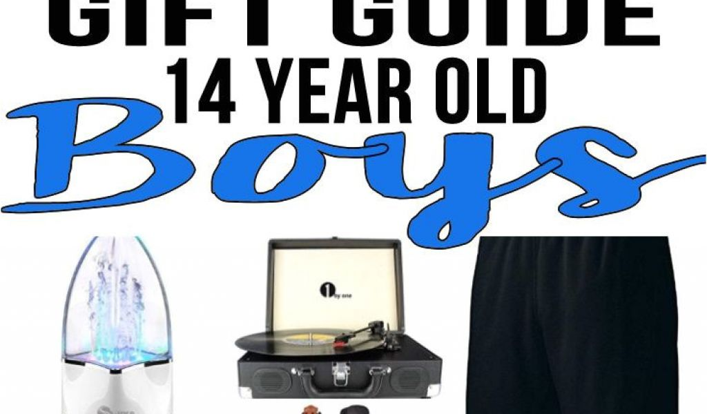 Top Gifts For Age Guys 2019 Best 14 Year Old Boys Will