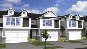 Townhomes In Saratoga Springs Utah Bach Homes Www Bilderbeste Com