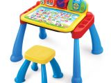 Toys R Us Canada toddler Table and Chairs Vtech touch Learn Deluxe Activity Desk