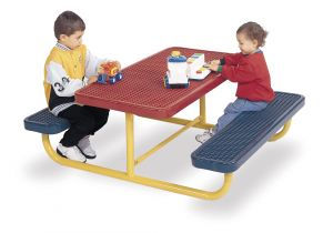 Toys R Us toddler Picnic Table 6 Feet Commercial Ooutdoor Childrens Picnic Table Signature Series