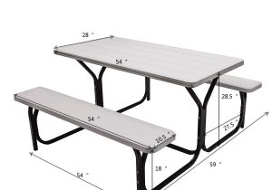 Toys R Us toddler Picnic Table Amazon Com Giantex Picnic Table Bench Set Outdoor Camping All