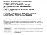 Trabajos En Connecticut En Espanol Pdf Fondaparinux for the Treatment Of Superficial Vein Thrombosis