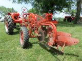 Tractorshed Com for Sale 1940 Allis Chalmers Rc Tractor with 2 Bottom Plow Allis Chalmers
