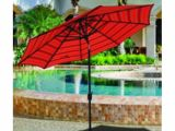 Treasure Garden Umbrella Replacement Canopy Treasure Garden 7 5 39 Replacement Umbrella Canopy Patio