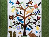 Tree Of Life Wall Hanging Quilt Pattern Applique Tree Of Life Wall Hanging Photo 2
