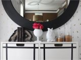 Tri Fold Mirror Ikea 15 Ikea Hacks for Small Entryways